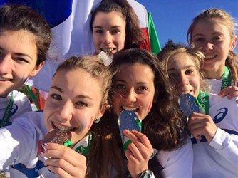 CHAMPIONNATS D'EUROPE DE CROSS